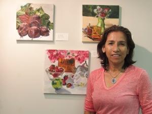Artist Laura Grover